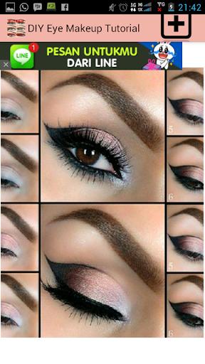 【免費生活App】DIY Eye Makeup Tutorial-APP點子