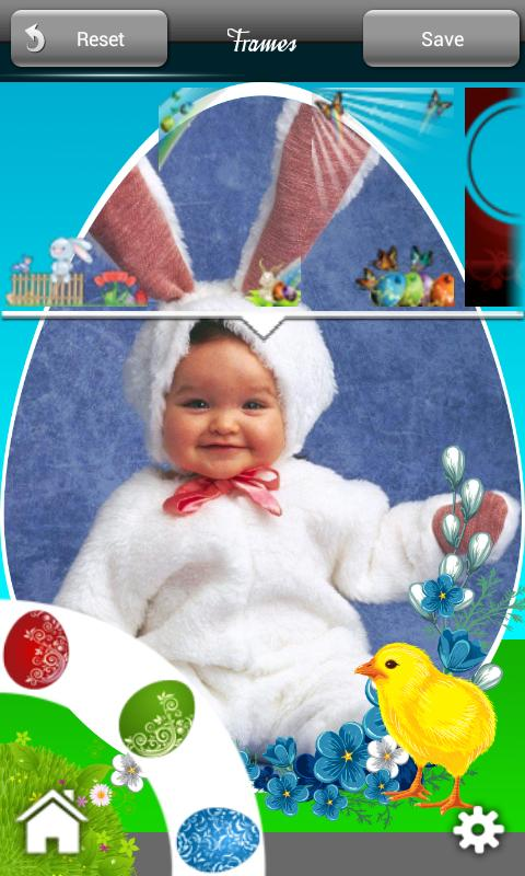 Easter Frames - screenshot