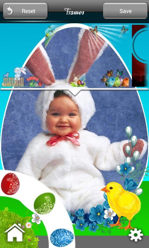 Easter Frames - screenshot