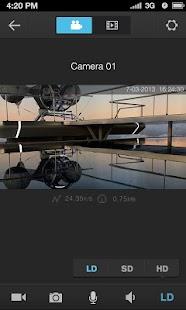 Zmodo Zsight - screenshot thumbnail