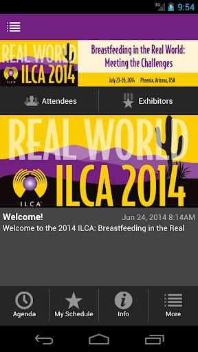 2014 ILCA Conference
