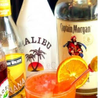 Malibu Banana Rum Drinks Recipes.