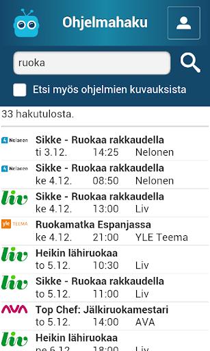免費娛樂App Telkku.com TV-opas 阿達玩APP