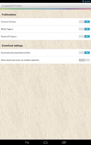 玩免費書籍APP|下載Ericsson Technology Insights app不用錢|硬是要APP