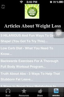 Lose Weight & Fat Hypnosis App- screenshot thumbnail