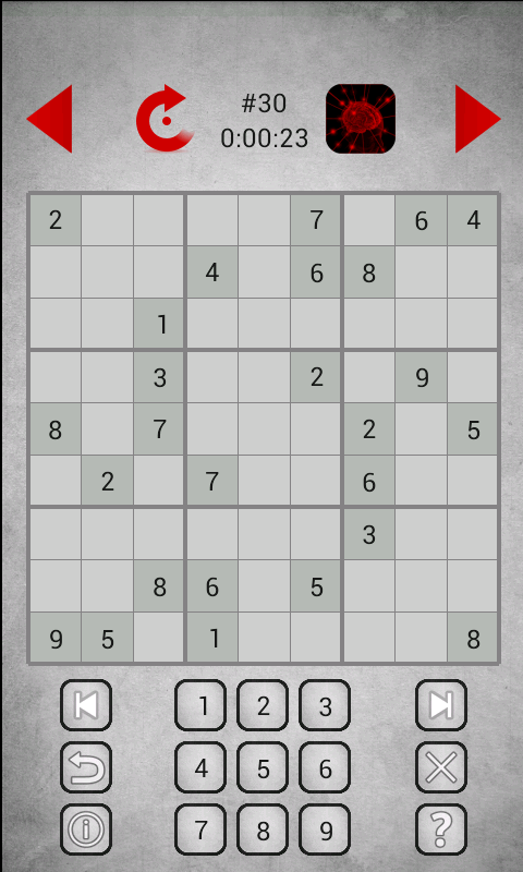 Thousands Sudoku- screenshot