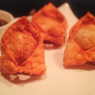 Mandoo (Korean Dumplings).