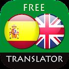 Spanish - English Translator icon