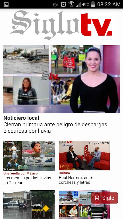 El Siglo de Torreón - screenshot