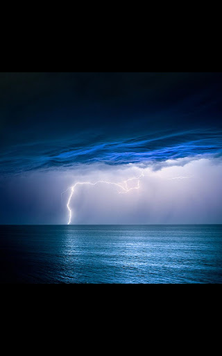 Mi Thunderstorm live wallpaper