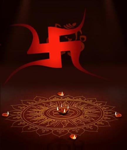 Diwali Card Creator
