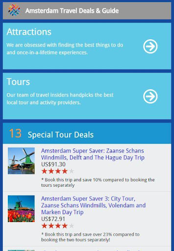 Amsterdam Travel Deals Guide