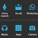 PlainBlue theme for LGHome icon