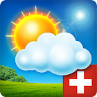 Weather Switzerland XL PRO icon