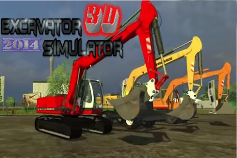 Excavator Simulator 3D 2014
