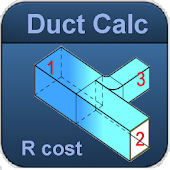 Duct Calc constant pressure
