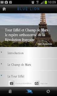 Tour Eiffel et Champ de Mars- screenshot thumbnail