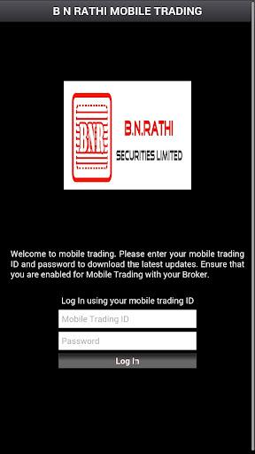 B N Rathi Mobile Trading