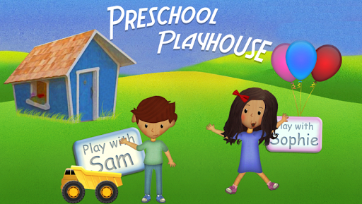 Preschool Playhouse Free