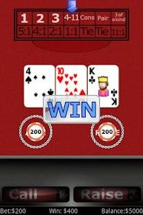 Red Dog Poker- screenshot thumbnail