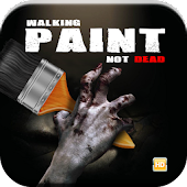 Walking Paint Not Dead