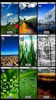 Screenshot of Nature