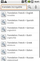 Screenshot of Searchify