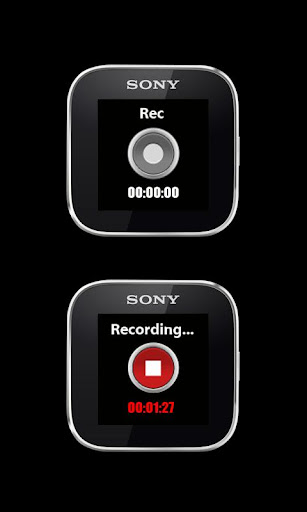 Ghost Recorder for Smartwatch