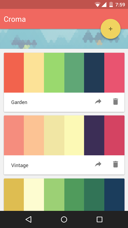 Croma's Color Palette Management Tools is a Designer's Dream | Drippler - Apps, Games, News, Updates & Accessories