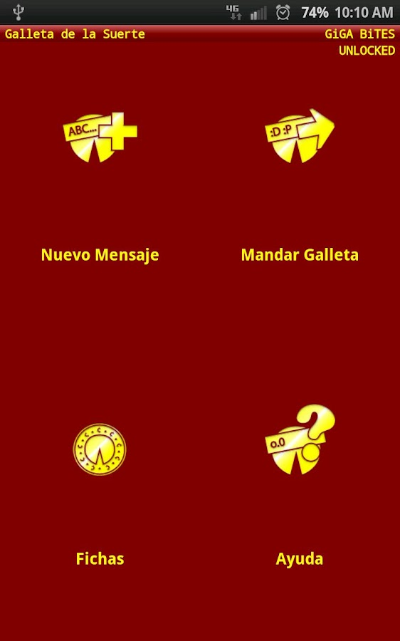 Galleta de la Suerte - screenshot