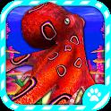 Virtual Pet Octopus