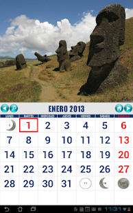 CalendarioCL- screenshot thumbnail