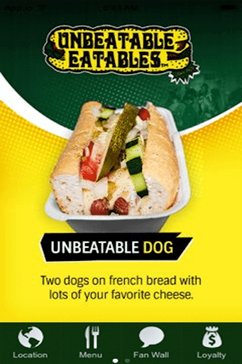 Unbeatable Eatables