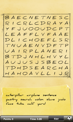 Wordsearch HD FREE