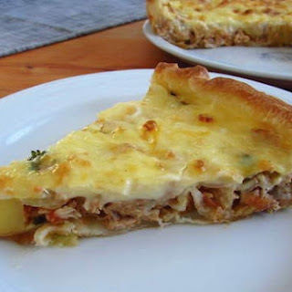 Tuna And Potato Pie