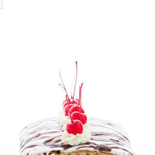 Cherries and Cream Quick Bread.