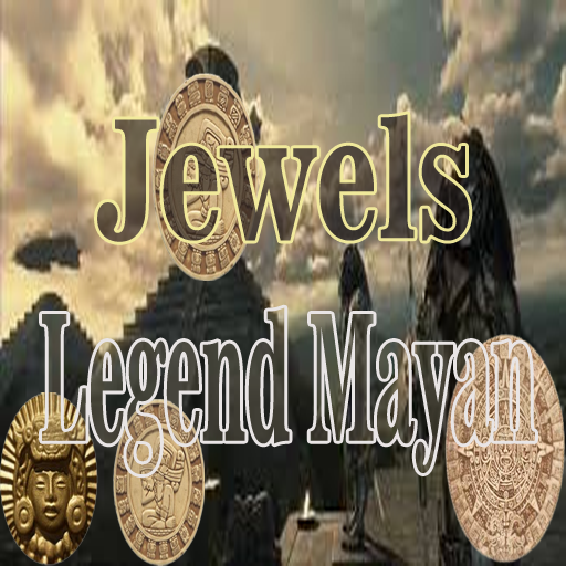 Jewels Legend Mayan LOGO-APP點子