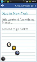 Screenshot of My Diary - Private Journal