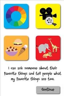 Conversation Social Stories