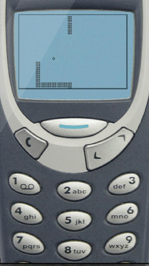 Good Old Snake 97 - screenshot