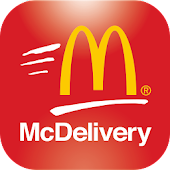 McDelivery Japan