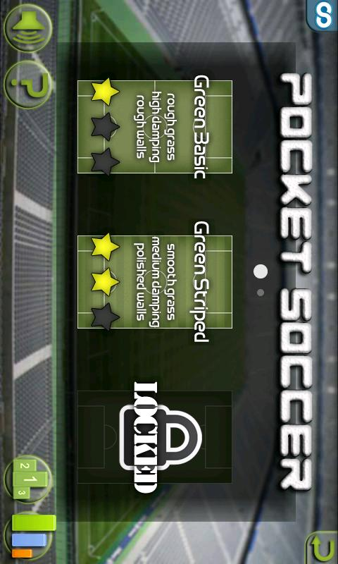 Pocket Soccer- screenshot