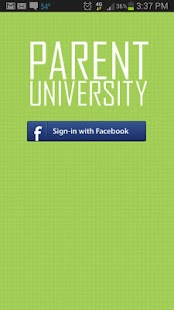 Parent University. - screenshot thumbnail