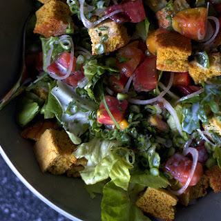 Corn Bread Salad.