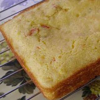 Corn Cornbread.