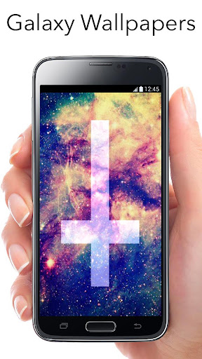 【免費個人化App】Galaxy Wallpaper Backgrounds-APP點子