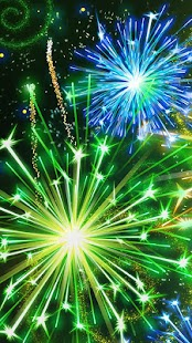 Fireworks Live Wallpaper - screenshot thumbnail