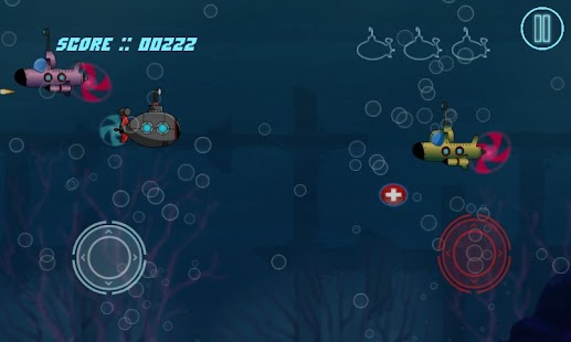 Arihant Submarine Shooter Lite- screenshot thumbnail