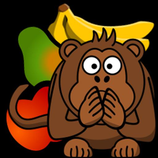 Tutti Frutti Monkeys LOGO-APP點子