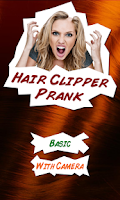 Screenshot of Prank - Hair Clipper